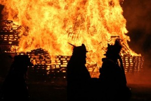 Rye Bonfire