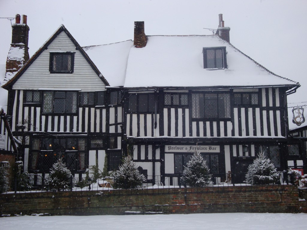 Mermaid Inn Winter